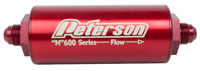 Peterson Fluid Systems 600 Series Filters